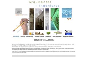 Web Estudi Villarroel